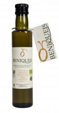 Azeite extra virgem Beniqueis ecológico da Ribes-Oli