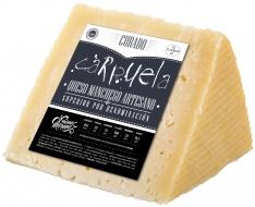 Pedaço de queijo curado D.O. Manchego médio Carpuela