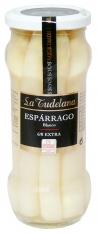 Espargos brancos D.O. Navarra da La Tudelana