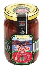 Filete de anchova em azeite da Lolin