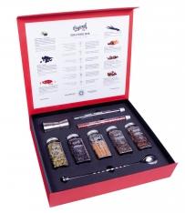 Caixa de aromáticos para Gin Tónico da Regional Co