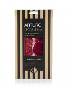 Presunto de bolota ibérico fatiado da Arturo Sánchez