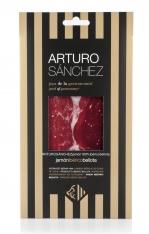 Presunto de bolota grande reserva 100% ibérico da Arturo Sánchez cortado à mão