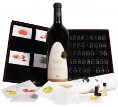 Jeroboam (3L) e Aromas do vinho especial de Natal
