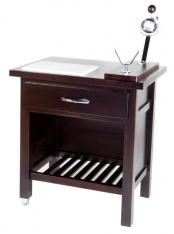 Mesa de corte 600X800 + suporte de presunto da Jabugo Haya