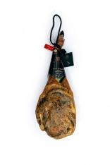 Presunto da pá ibérico de bolota certificado da Revisan Ibéricos