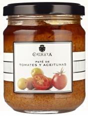 Patê de tomates e azeitonas da La Chinata
