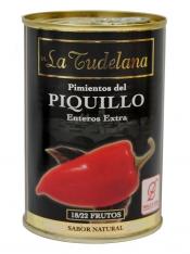 Pimentos Piquilllo de La Tudelana