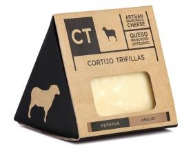 Quarto de queijo Manchego Reserva da CT