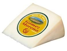 Pedaço de queijo com azeite médio da Gómez Moreno