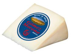 Pedaço de queijo maçio médio da Gómez Moreno