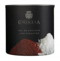 Sal Marinho em escama com pimentão da La Chinata