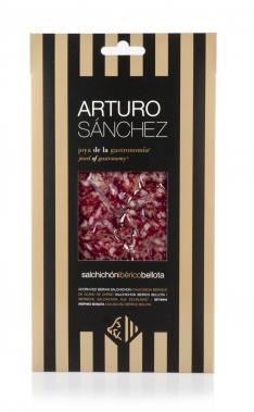 Salsichão de bolota grande reserva ibérico cortado à mao da Arturo Sánchez