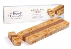 Nougat torrão de Creme Catalão da Albert Adrià