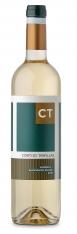 Vinho branco Verdejo e Sauvignon Blanc CT, 2013 D.O. Castilla