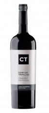 Vinho tinto envelhecido Cabernet Sauvignon CT, 2011 D.O Castilla