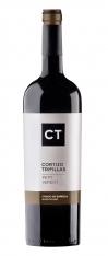 Vinho tinto envelhecido Petit Verdot CT, 2011 D.O. Castilla