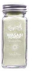 Wasabi em pó da Regional Co